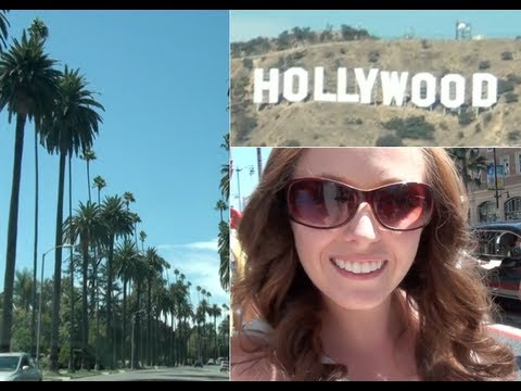 Disney Vlog Day 4: Hollywood, LA, The Grove & Outlet Shopping
