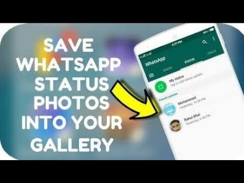 How to save Facebook status || save to Gallery || Facebook messenger||