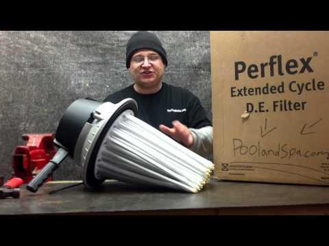 How Does My Hayward EC40 Pool Filter Work