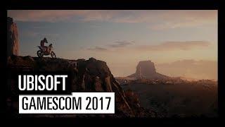 Ubisoft At Gamescom 2017