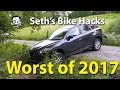 Worst of 2017 - Raw clips of bad mistakes