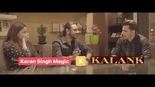 Influencing Varun Dhawan and Alia Bhatt's Mind | Karan Singh Magic