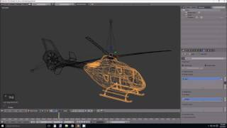 Helicopter Model tutorial - Blender to Goldsource