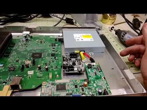 Xbox One laptop build video 2