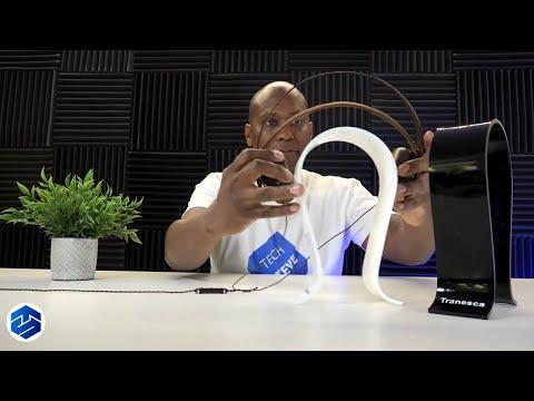 Tranesca Acrylic Headphone Stands