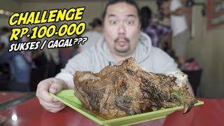 CHALLENGE Rp.100.000 KULINER SEHARIAN???
