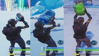 THESE NEW FORTNITE ANIMATIONS ARE INSANE - All New Consumable Animations!