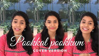 Pookkal Pookkum  ~ Cover Version    Madrasapattinam    GV Prakash    Sukanya Varadharajan