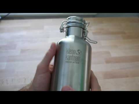 Best Vacuum Insulated Water Coffee Tea Bottles (Zojirushi, Hydro Flask, Klean Canteen) Review