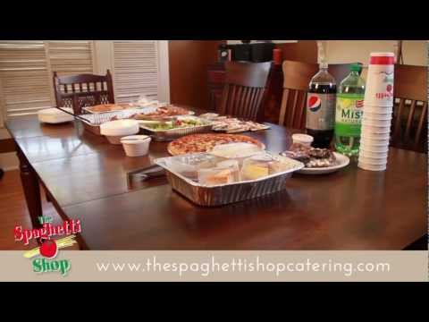 Louisville & New Albany In Home Catering by The Spaghetti Shop