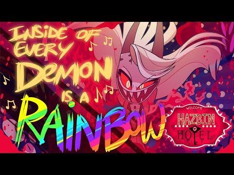 Xxx Mp4 HAZBIN HOTEL Quot INSIDE OF EVERY DEMON IS A RAINBOW Quot ORIGINAL SONG 3gp Sex