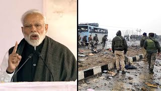 Pulwama attack: PM Modi warns Pakistan, says terrorists will pay a heavy price