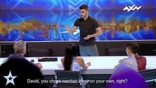 Sobhi Shaker Judges' Audition Epi 5 Highlights | Asia's Got Talent 2017