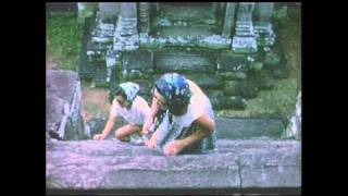 A visit to Cambodia and Angkor Wat in 1964