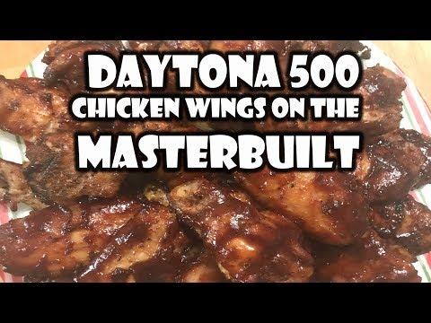 Daytona 500 Chicken Wings   BUMMERS BAR-B-Q & SOUTHERN COOKING