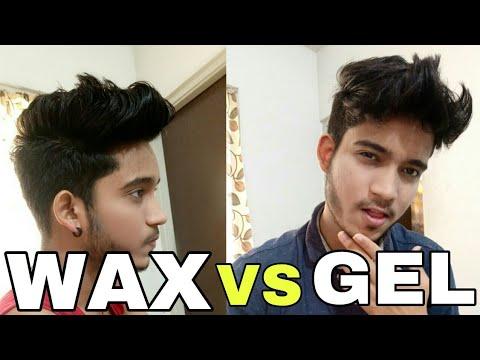 Hair wax vs hair gel | hairstyle using set wet | Top 3 hairstyle using hair gel | how to use gel