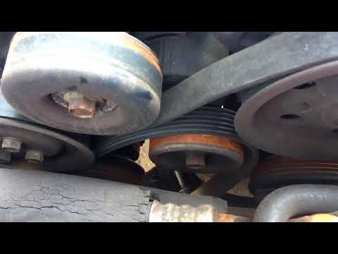 Ford Taurus Tensioner Pulley Location And Removal