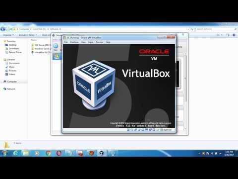 Installing SQL Server failover cluster on windows 2012 R2 PART 1- installing VM machines
