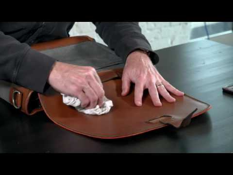 How to take care of leather | Pad & Quill Guide to cleaning, conditioning, and waterproofing leather