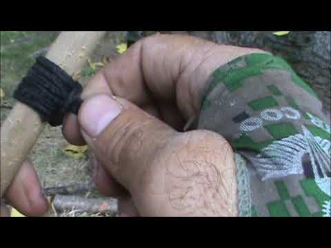 privet hand drill an alternate method for primitive fire by friction