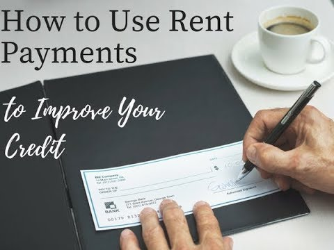 Build credit with your onetime rent payments/ 2 years Backdated