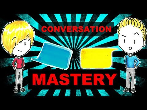 How to Never Run out of Things to Say & Keep a Conversation Flowing! (Communication Course PART 3)
