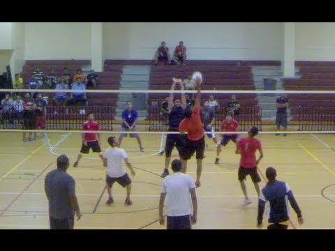 Jackson Vs Houston Final Game 2 of 2 - Baton Rouge Volleyball Tournament 2013
