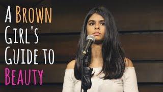 """A Brown Girl"