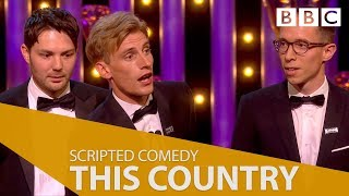 This Country wins Best Scripted Comedy - The British Academy Television Awards 2018 - BBC One