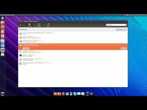 Transparent Top Panel for Unity/Ubuntu - (Mac OS X)