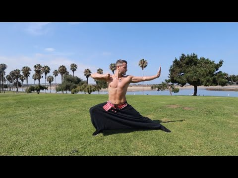 7 Movements QiGong Workout for Increasing Energy