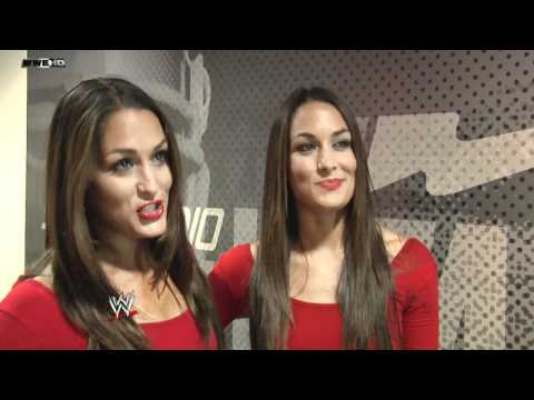 Kelly Kelly and The Bellas visit the Boomer Carton Morning Show (HD)