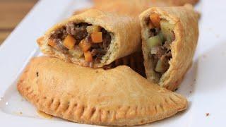 Nigerian Meat Pie Recipe | How to Make Nigerian Meat Pie