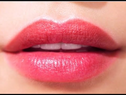 how to make your lips soft and kissable