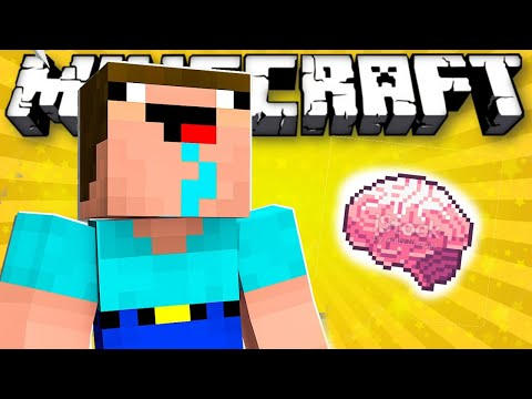 If a Noob became Smart - Minecraft