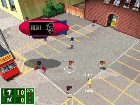 Let's Play Backyard Baseball 2003 -- Game 8: Philadelphia Phillies v. Milwaukee Brewers Part 3