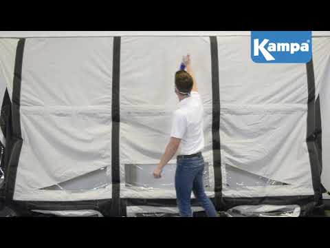Kampa  How To Re proof An Awning