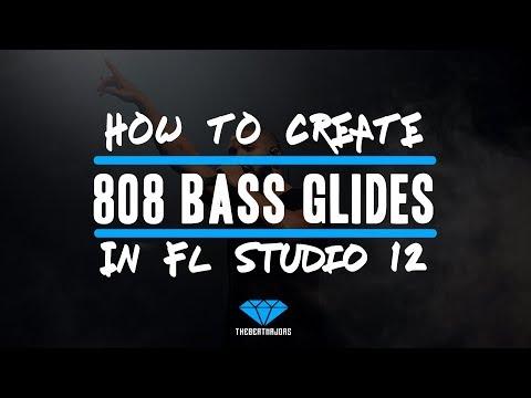 How To 808 Bass Slide In FL Studio   @TheBeatMajors