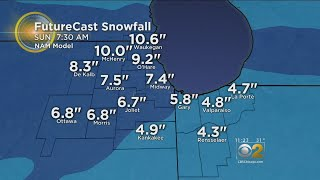 Download CBS 2 Weather Watch (11AM, Jan. 17, 2019) Video
