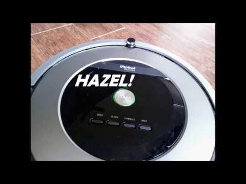 2017 04 Roomba iRobot 860 HAZEL!