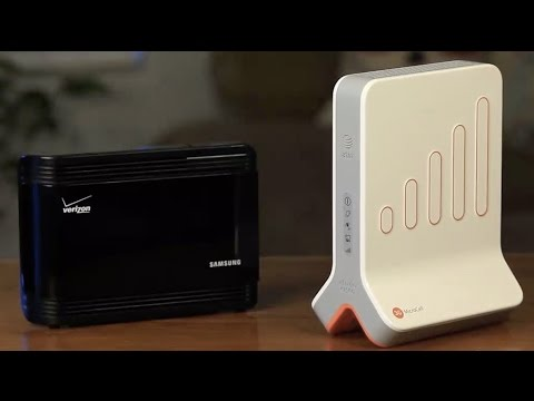 Cell Phone Signal Booster vs Femtocell (Microcell by AT&T, Verizon, Sprint, T-Mobile)
