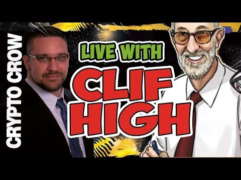 Clif High - Crypto Predictions - Crypto News and More 👥😱💯
