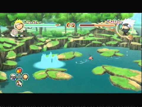 Naruto Shippuden Ultimate Ninja Storm 2 Xbox 360 Demo