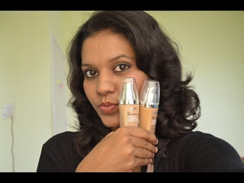 How to find your Loreal True Match foundation shade for medium/dusky/Indian skintone| Zooryas