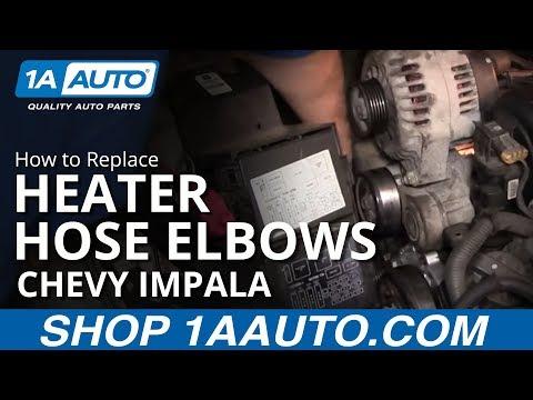 How to Fix Coolant Leak Belt Tensioner GM 3.8L 3800 Impala Grand Prix 1AAuto.com