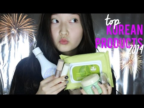 Top Korean Products of 2014!