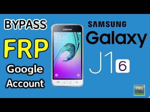 Samsung Galaxy J1 2016 SM J120F Bypass FRP REMOVE GOOGLE ACCOUNT New Method 2017
