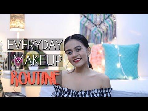 My REAL Everyday Makeup Routine! | Komal Pandey