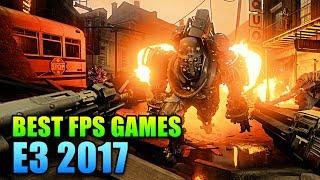 Best FPS Games of E3 2017 - This Week in Gaming