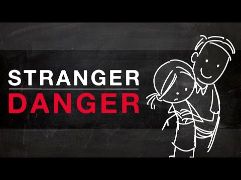 How To Keep Your Child Safe From Strangers | Child Psychology